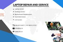 Laptop Repair  & Services in Chennai