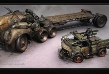 Vehicles: Trucks / industrial