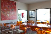 Palm Springs Eats / Favorite places to eat in the Palm Springs area.