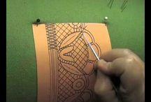 bobin lace video