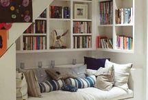 rafturi deasupra patului