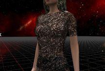 Woman's Lace L600