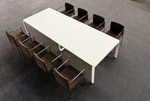 Mesa para salas de reunião Baltexport / Mesa para salas de reunião Baltexport
