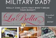 Military Dad / Gifts For The Military Dad