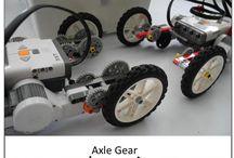 RCX Robots / Ontdek de magie van het tot leven brengen van je robot!   Laat je robot exact doen wat jij wil!  Deze robots geven je de volledige robot belevenis, compleet met bouwinstructies en Robolab voor je PC om te programmeren .   Selecteer een gemaakte robot in het bouwmenu en verken de mogelijkheden.  Deze robots zijn gemaakt door liefhebbers en zorgen voor leuke nieuwe bouw- en programmeerervaringen.
