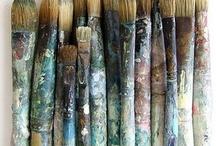 Maľby
