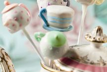 Ideas for Mad Hatters Tea Party