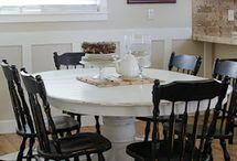 Distressed Painted Furniture Love
