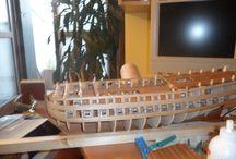 modellismo navale / creazione Neptun