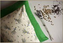 Organic buckwheat pillows