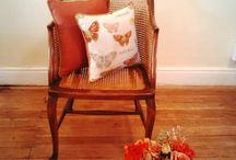 Picture Perfect Living - Scatter Cushions 4 / Change a room in an instant by adding a new colour or texture to your existing interior. Add some Red, Copper, Gold and a hint of green
