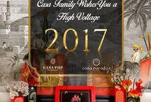 #CasaPop #NewYear2017