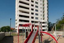 Modern Multifamily Buildings