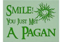 Double, Double...Toil & Trouble / All the things I love about being Pagan