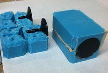 3D print molds