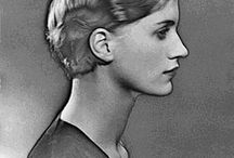 Lee Miller / Lee Miller portraits and fashion pictures