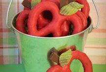 Fun Snack Ideas/ Themed Cooking