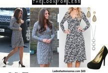 Celebrity Style Inspired: Look For Less