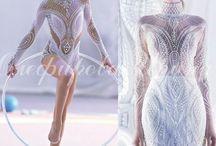 Купальник- платье