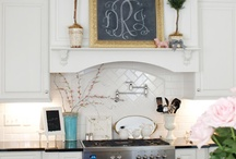Ideas for over the stove