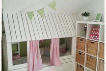 Kinderzimmer / Dekoideen