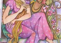 Illustration - Peonia