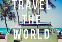 travel the world and more :3