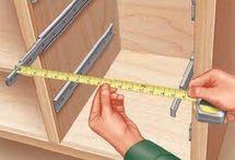 Cajones y medidas