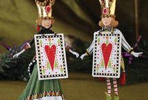 Fun & Fabulous Figurines / by Lyn Parker Gill