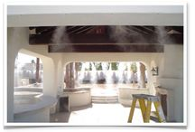 Patios / Cool #Patios with #MistAir