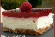 Cheesecake framboise sans cuisson