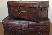 Mantiques / The trend for 'Mantiques' is growing fast. Think typewriters, travelling trunks and sports equipment.
