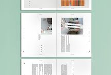 KOTE magazine / Moodboard for redesign av arkitekturmagasinet KOTE.