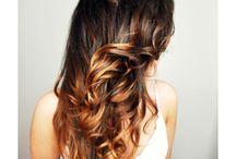 Hair ideas / by Melanie Love