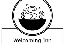 Welcoming Inn / Photos, sound effects, recipes, costumes, props, and other links  related to the Adventure Scents Welcoming Inn product.