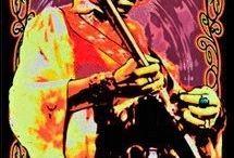 Jimi Hendrix y otros Grandes