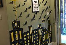 decoração quarto de meninos