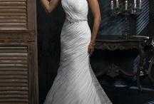 wedding dresses / by Tori Pankey