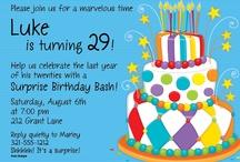 Birthdays / by MaggiesStation