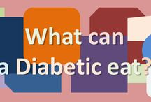 What can a Diabetic eat? / It is important a diabetic eats small meals with What can a Diabetic eat regularly throughout the day. And a diabetic can never afford to miss eating a breakfast. It is also important to keep portion size smaller than usual especially if you are a diabetic and also trying to lose weight. To make it easier to manage, you may want to eat salads or vegetables first and let your tummy fill up with these as much as possible.
