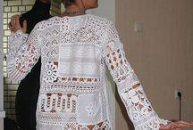 Pletené tuniky