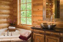 Bathroom / bańki mydlane, cudne zapachy i płomień świecy