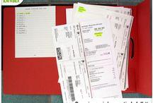 organizzare documenti