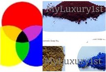 Pigments and Colorants