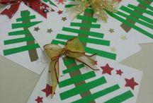 vánoce tvoření děti
