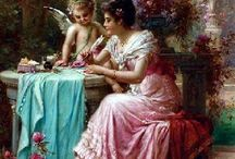 Art Angels and Devotion