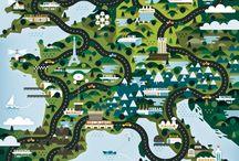 Map & glob