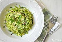 Σαλάτες, Λαχανικά