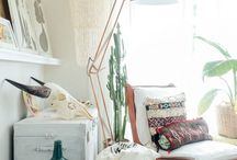 Bohemian Urban and Eclectic