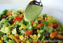 Salads / by Terra Richardson